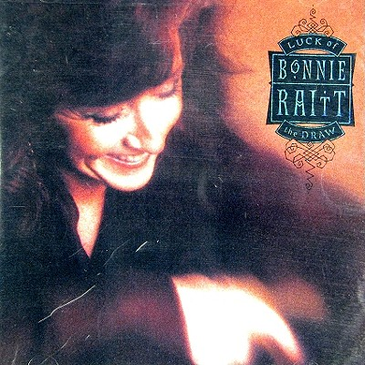 LUCK OF THE DRAW BY RAITT,BONNIE (CD)