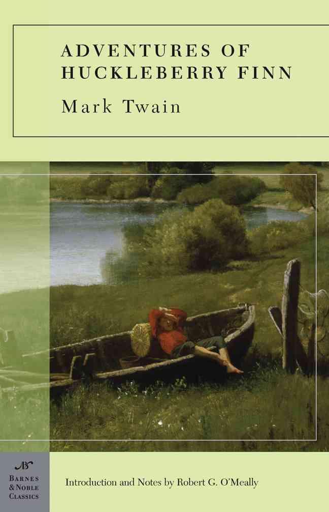 Adventures of Huckleberry Finn By Twain, Mark/ O'Meally, Robert G. (INT)